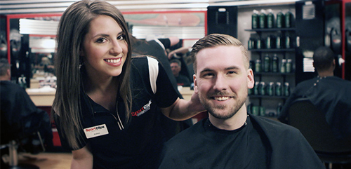 Sport Clips Haircuts of Naperville II Haircuts